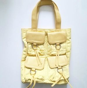 Aldo Yellow Handbag